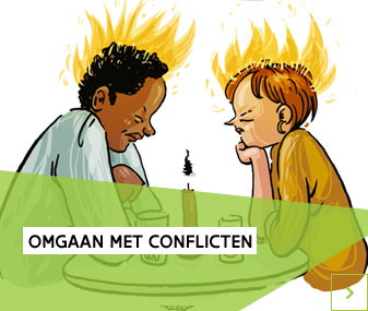 Omgaan met conflicten
